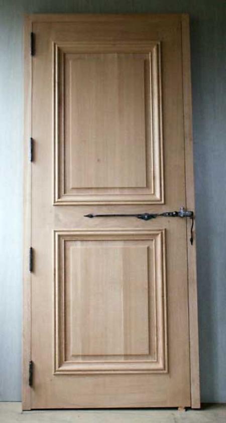Portes Intrieures me Sicle  Menuiseries Traditionnelles Et