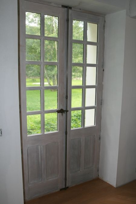 Portes Fenêtres 17ème Et 18ème Siècles Menuiseries Traditionnelles