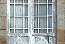 Porte vitrée 19ème siècle A